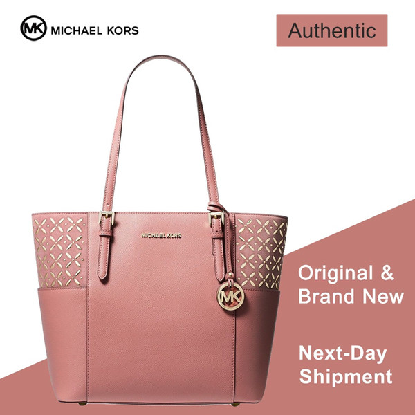 a6938e8c022 Jet Set Travel Tote Rose/Gold Luxury Handbags For Women Bags Designer By MK  Handmade Leather Bags Totes Bags From Yunduoa, $329.75| DHgate.Com