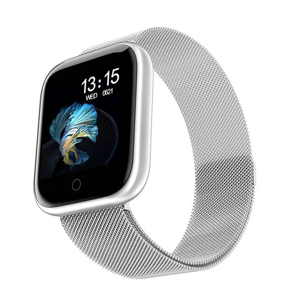 Silver Magnetic strap