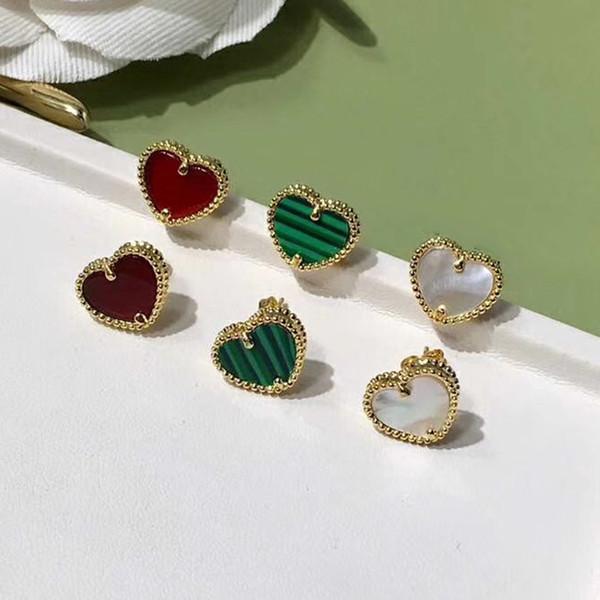 ZOZIRI Марка стерлингового серебра 925 милые серьги бабочки для очарование женщины маленькие серьги сердца милый день рождения серебряные украшения
