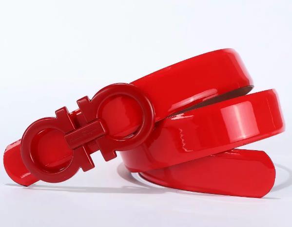 2019designer belts Luxury Genuine Mens designer Belt with Automatic Buckle Ratchet Belt Strap Black Leather Belt 66