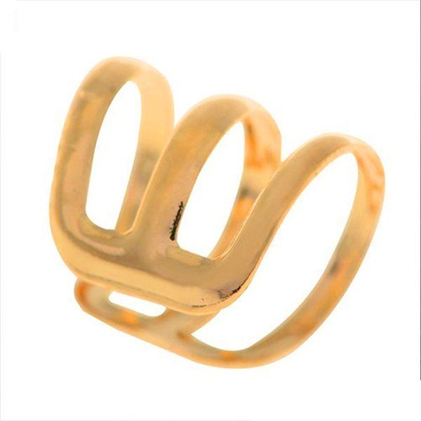 No piercing-Clip On Earring Unisex Fashion Jewelry Punk Rock Ear Clip Cuff Wrap