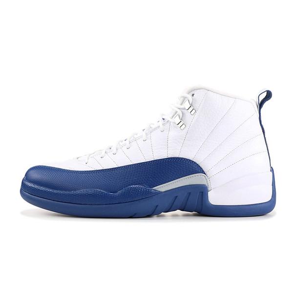 12s francês azul