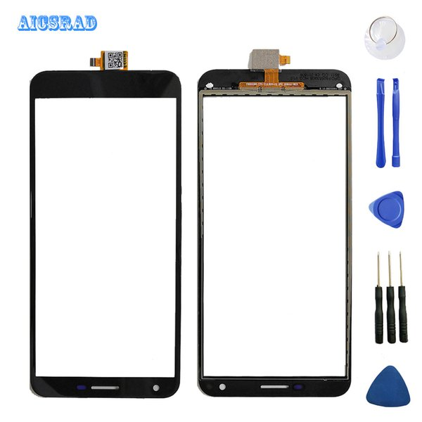 original front outer glass For cubot R11 Touch Panel Touch Screen Digitizer Sensor Replacement r 11 + Tools