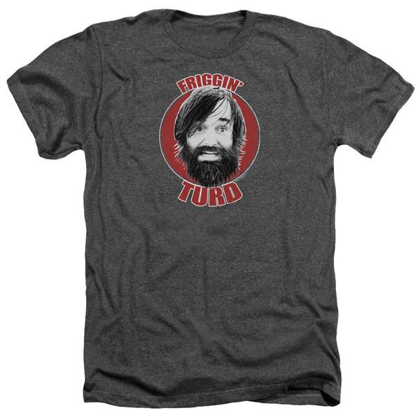 Last Man on Earth Programa de televisión Phil Miller FRIGGIN 'TURD Heather Camiseta Todos los tamaños Hombres Mujeres Unisex Camiseta de moda Envío gratis