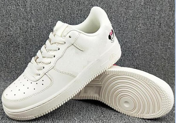 2019 Sadesa KAWA 1 Low af1 Top Quality Drop Shipping Special Field AIR Mid Casual Shoes WoMen Girls Sports Shoes Athletic Sneakers Shoes