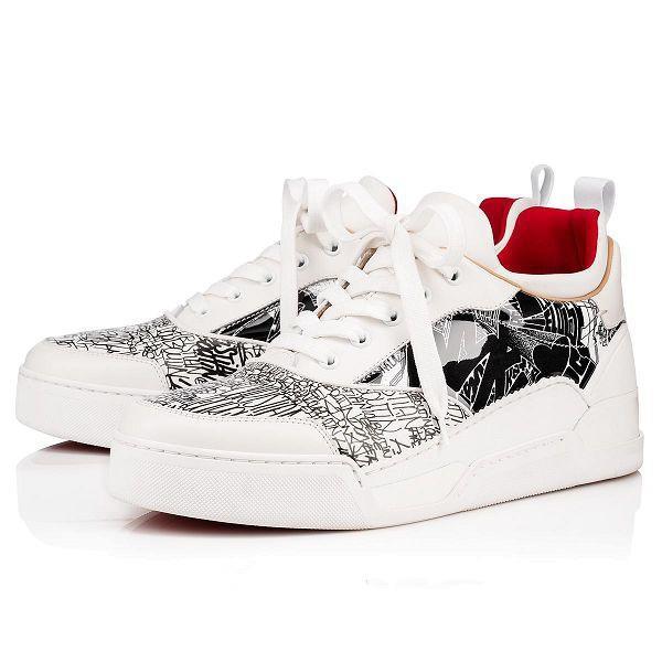 2019 Yeni-şık Düşük üst Aurelien Sneakers Flats Üstün Kalite Trainer Moda Erkekler Markalar Kırmızı Alt Sneakers Mükemmel Rahat Yürüyüş ayakkabı