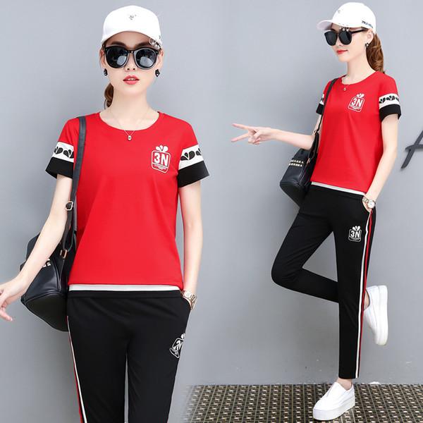 Survêtement Printemps Automne Active Femme Marque Sportwear Survêtement Survêtement Vêtements de Haute Qualité Asiatique Taille M-3XL