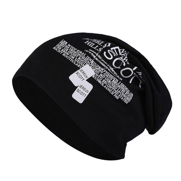 Mode Casquettes Crâne tricot pour hommes et femmes Hip Hop Style de Survêtement Unisex solides Cap Caps d'hiver Casual