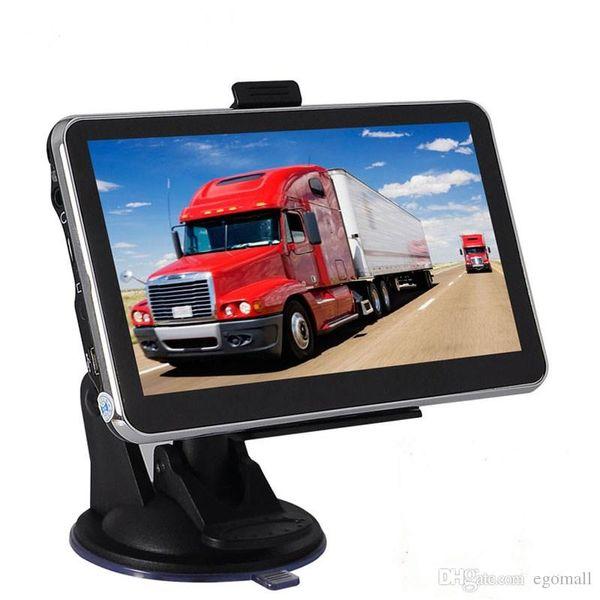 560 5 Inch GPS Navigation Car Truck Navigator 128M+8GB FM SAT NAV Navitel Russia Map 2018 Europe America Asia Africa Maps