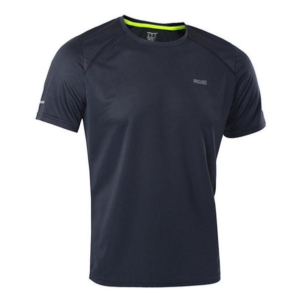 Men Casual Solid O-Neck Short Sleeve Casual, Running Wear Slim Jersey T-Shirt Top Pullover Regular Summer