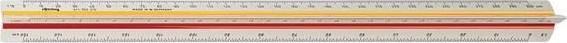 Rotring Règle jauge 1: 25-1: 2500 (Review) S0220721 navire de la Turquie HB-002585651