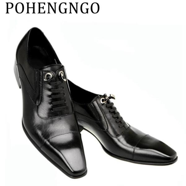 Homens Handmade Itália Designer de Oxford Sapatos de Festa de Casamento de Couro Genuíno Dos Homens Do Vintage Sapatos Formais Casuais Marca Masculino Vestido