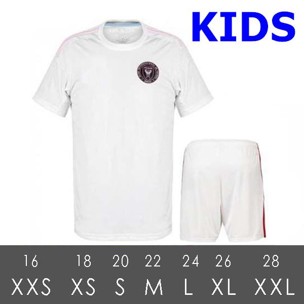 new Miami white - KIDS