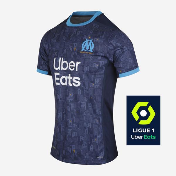 Extérieur + Ligue 1 Patch