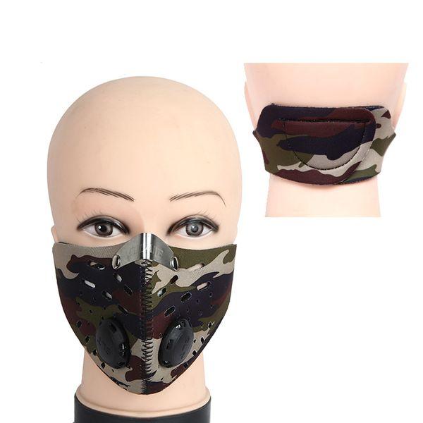 15 * 30 cm New Sport tático Máscara Facial Meia Face Neoprene Máscara de Inverno Quente Ao Ar Livre Da Bicicleta Neoprene Bicicleta Ciclismo Máscara Da Motocicleta