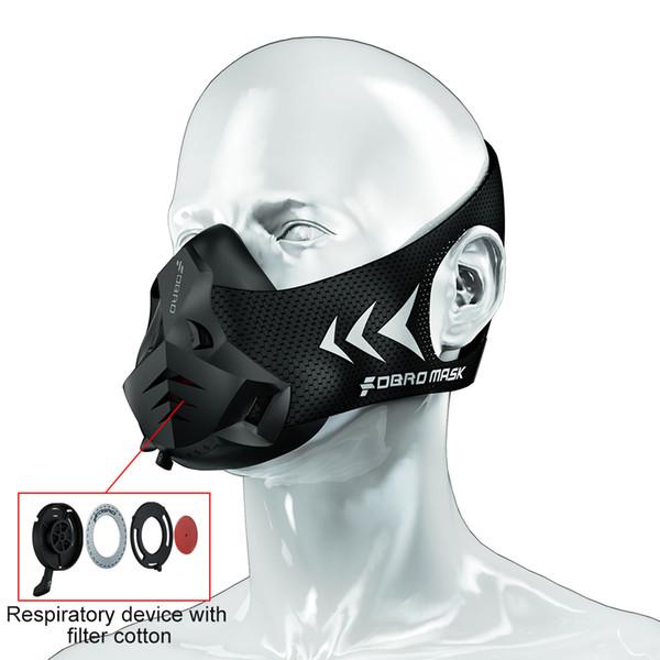 maschera anti-polvere