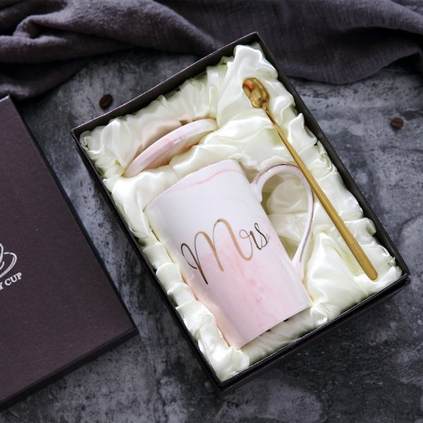 Pink Mrs +Gift box