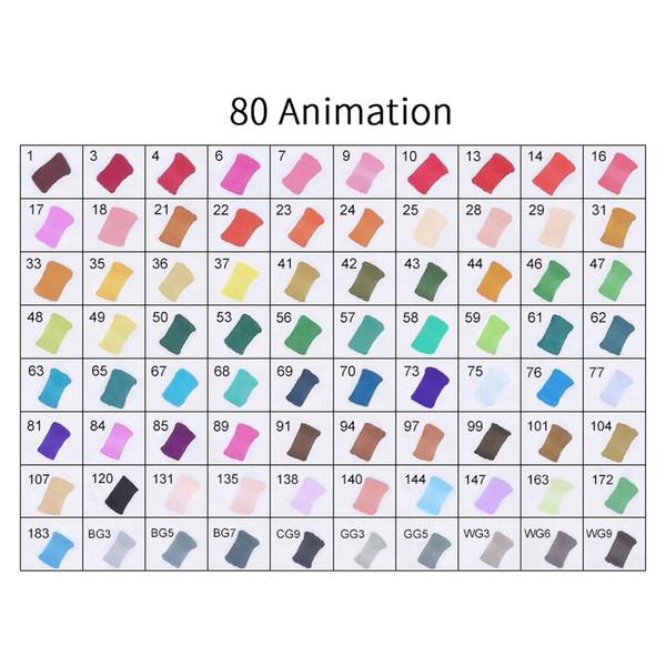 80pcs / set-3