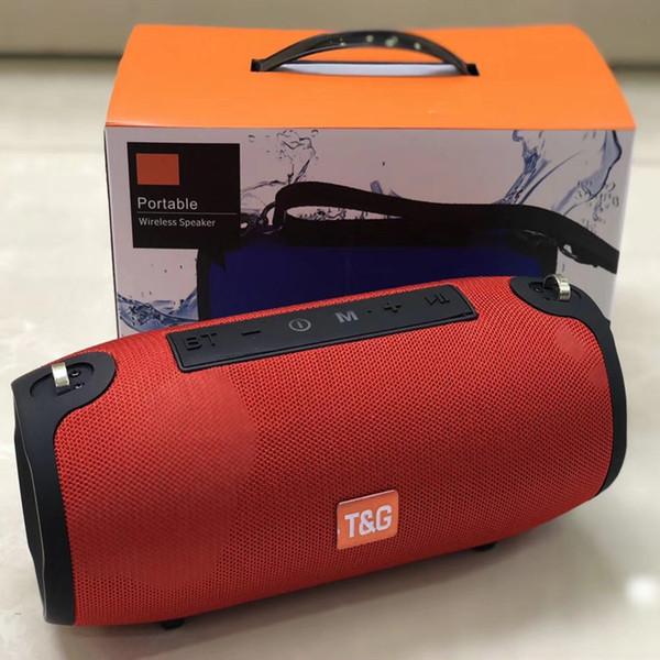 10 W Coluna coluna Bluetooth Speaker fm sem fio de rádio portátil caixa de som mp3 subwoofer usb boombox boombox som bar PC