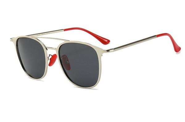 c6e80b866 Promoção de Alta Qualidade Piloto Da Lente Polarizada Moda Óculos De Sol  Para Homens E Mulheres