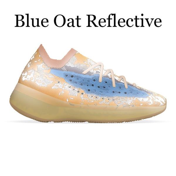 Blue OAT riflettente