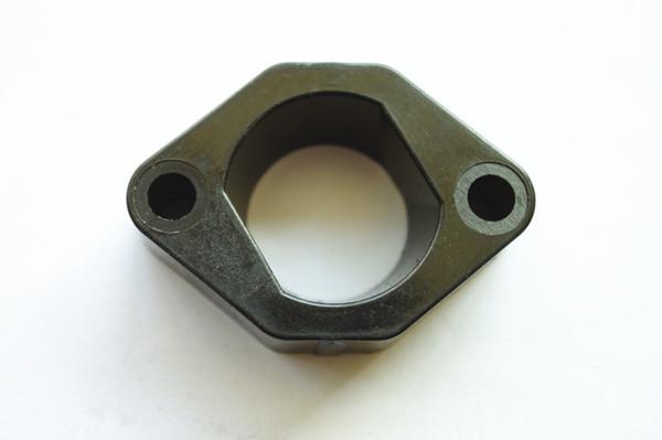 Carburetor insulator fits Mitsubishi GM291 GM301 engine motor rubber boot holder intake adpter air intake manifold replacement