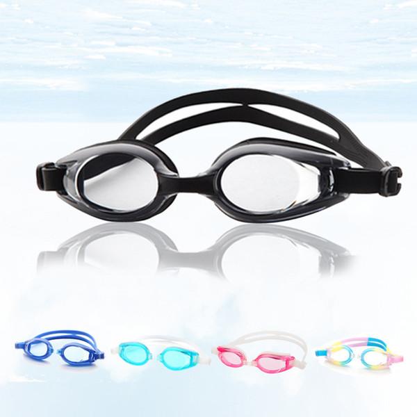 Occhiali da nuoto di alta qualità Anti-Fog Protezione UV Occhiali trasparenti regolabili antiscivolo NCM99