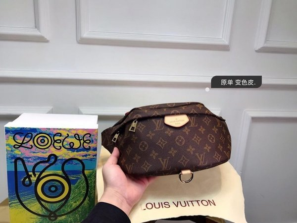 Best selling handbags fashion women Bags Shoulder blue top calfskin flip suitcase 0323