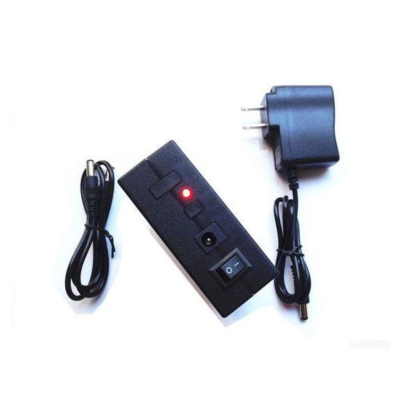 DC 12680 6800mAh dupla ligação DC 12V Super bateria de polímero de lítio Li-ion para faixa de LED, Wi-Fi Boosters