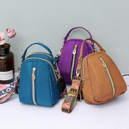 2019 Yeni stiller Çanta Moda Deri Çanta Kadın Bez Omuz Çantaları Bayan Deri Çanta Çanta çanta
