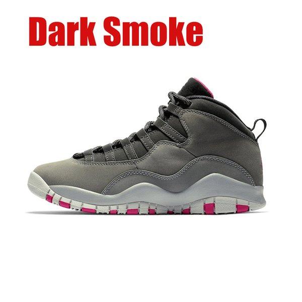 Dark Smoke Grey