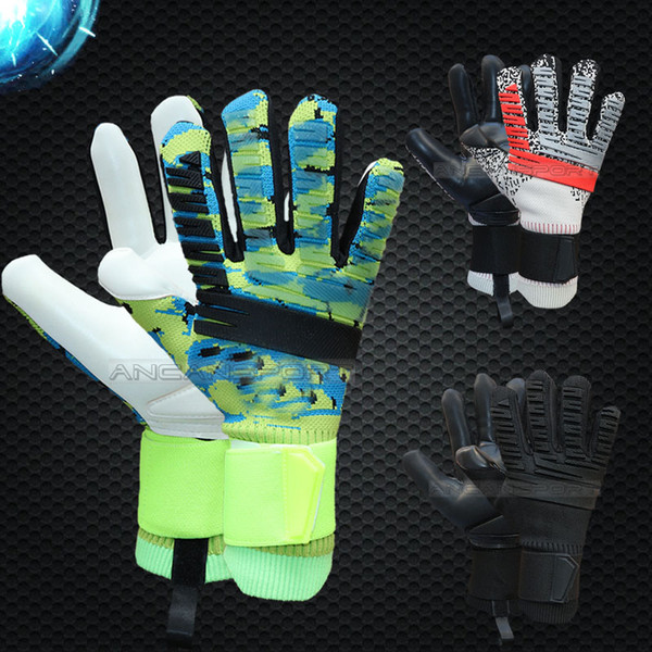 best selling 2020 New man Professional goalkeeper gloves soccer gloves football gloves without fingersave good latex free shipping