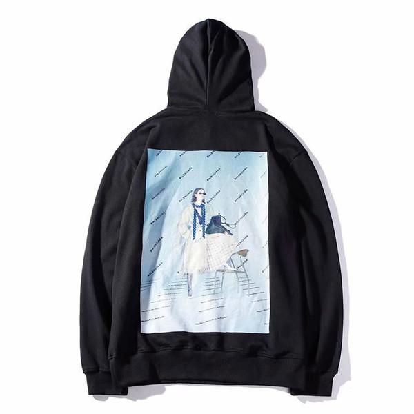 Fashion Designer Hoodies Sweatshirts Men & Women Hoodies Brand Street Hip Hop Streetwear Tops Women Hoodies Causal Plus Size Clothing