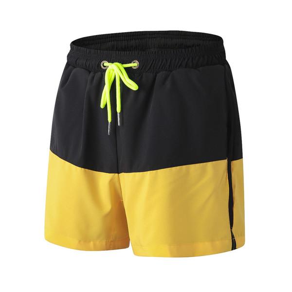 Noir et jaune