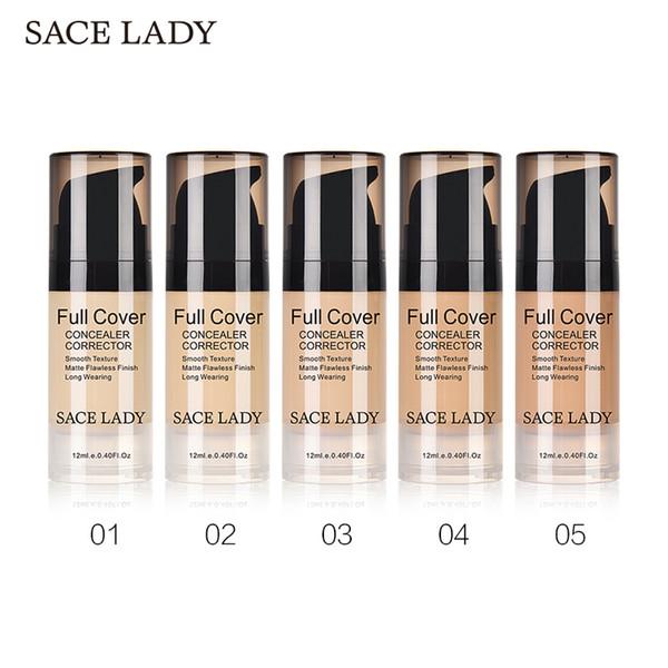 Fabrik 200% Perfekte Full Cover Gesicht Concealer Creme Make-Up Flüssigkeit Facial Corrector Wasserdichte Basis Bilden 12 ml Auge Augenringe Kosmetische