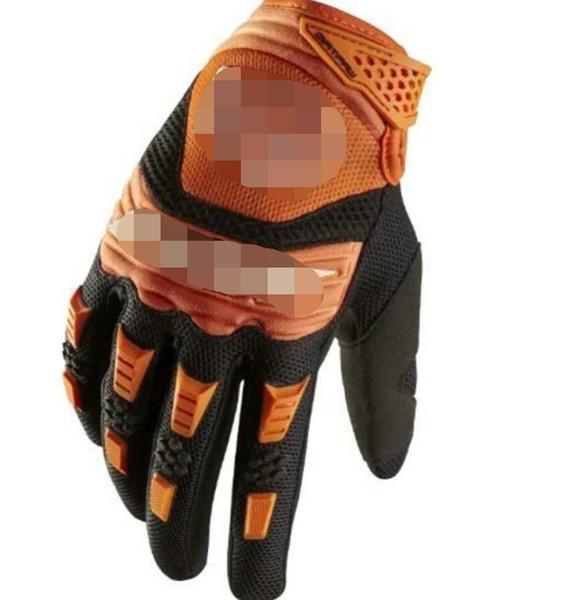 best selling 2019 Explosion models Outdoor riding gloves Motorcycle shock absorber gloves Breathable Winter full finger gloves