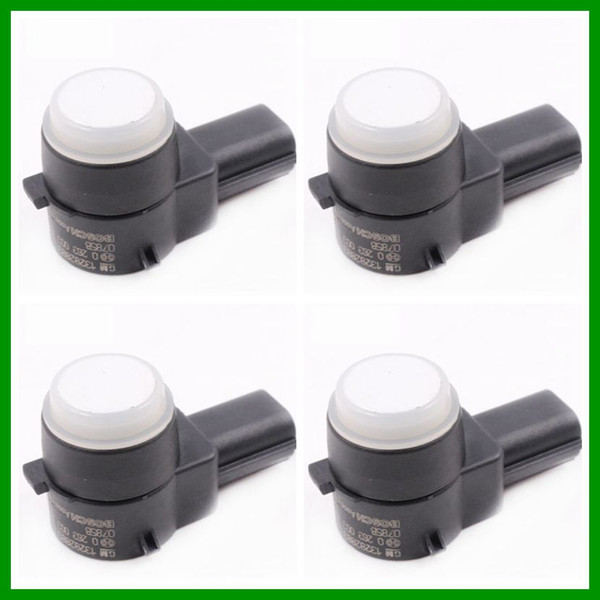 Yeni 13282883 Park Sensörü PDC Sensörü Araba Park Yardımı Radar 13282883 G M C Ç pel B uick için 0263003820 Park Mesafe Kontrolü Sensörü