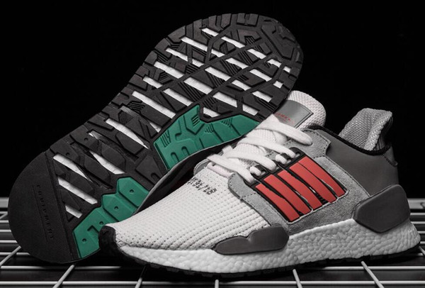 New EQT ZX Running Shoes Fashion Mens Womens EQT Support 91/18 ture boost Sports Designer Casual Sneakers Boost Casual Shoes Size 36-45