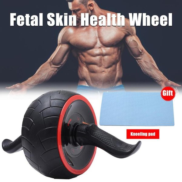best selling Abdominal Wheel No Noise Fitness Speed Training Ab Roller Gym Resistance Sports Waist Arm Strength Exercise Fitness Equipment