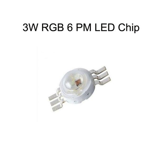 3W RGB Chip LED 06:00