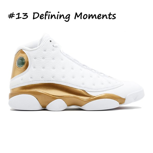 13 Defining Moments