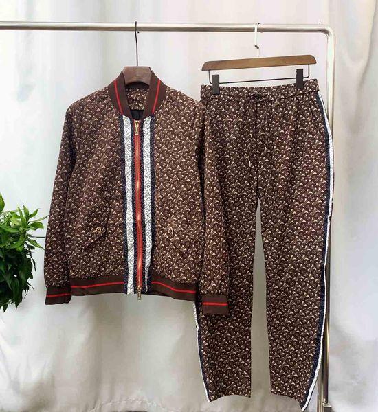 2020 Veste Sweat-shirt Homme Imprimer Veste Mode excellent Sweatshirt à capuche Sweat à capuche zippé Vêtements Homme