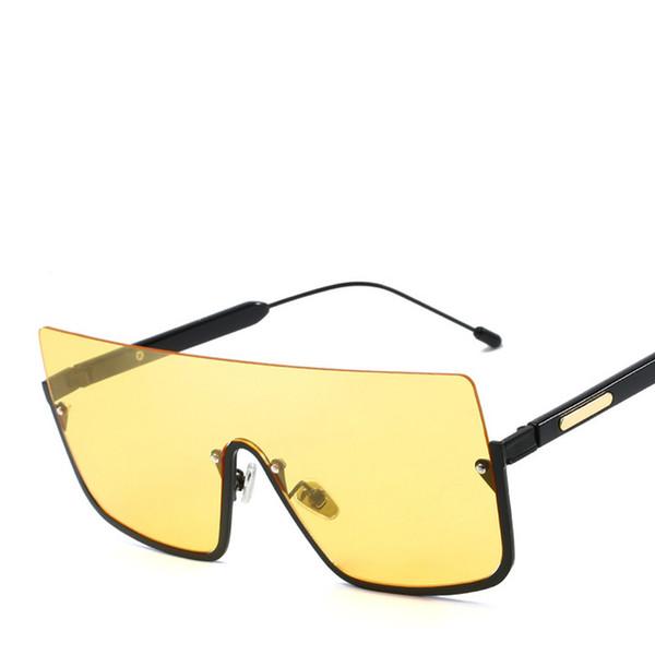 Lentilles couleur : jaune