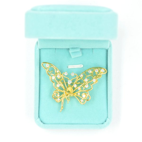 New comming Unique copper silver plated pearls brooches setting butterfly fairy design 6-9 mm pearls for All kinds of party free shipping