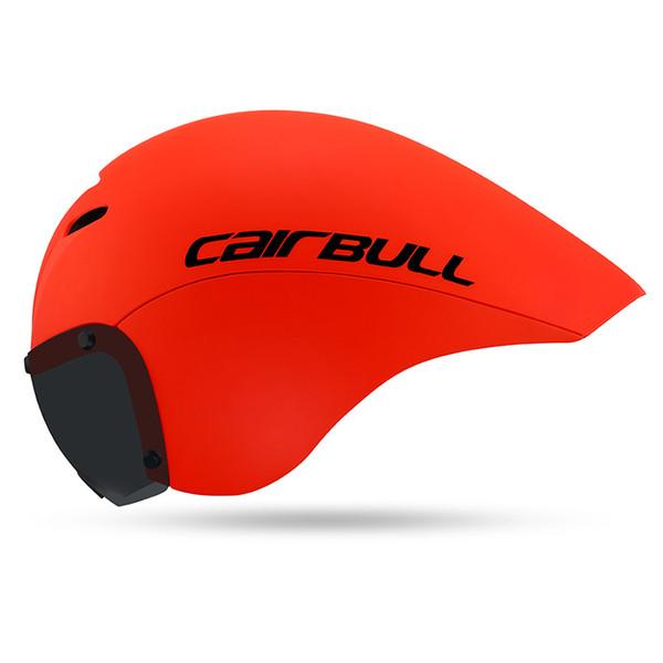 Bicycle Helmet Road cycling helmet MTB with len Triathlon tri goggles aero Bike Ultralight Racing road Racing spare