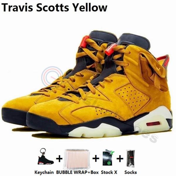 6S-ترافيس سكوتس الأصفر