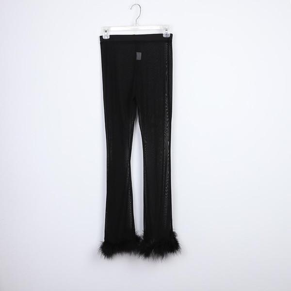pantalon noir-