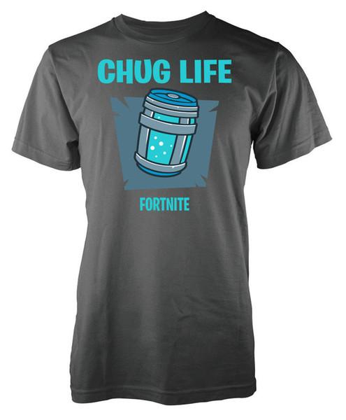Juego Chug Life Jug Slurp Juice Camiseta para adultos Hombres de Hip Hop camiseta de rock Unisex camiseta Tops de moda Camisetas de verano frescas divertidas