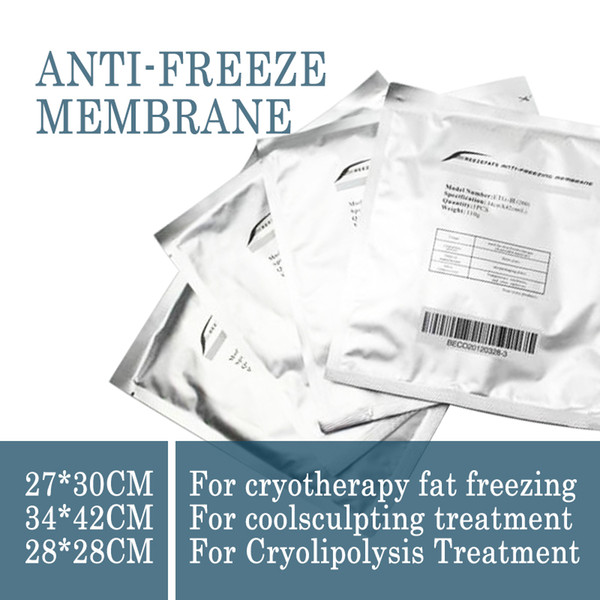 best selling New Loading Anti Freeze Membrane for Cold Slimming Antifreeze Membrane Cryo Pad for Cryolipolysis no frostbite