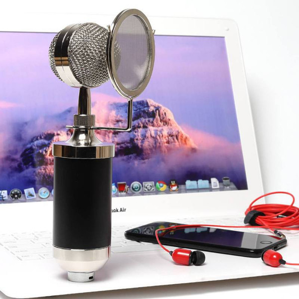 Anker Live Mikrofon Kondensatormikrofon Mobiler Computer Für Karaoke Computer Laptop KTV Kleine Flasche